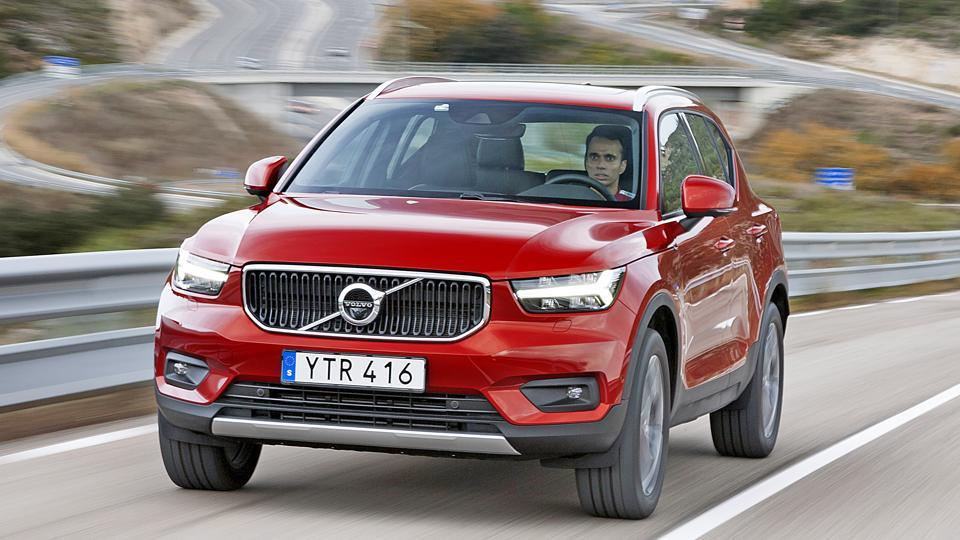 Volvo Xc40 Review Fully Loaded This Tough Little Robot S Edgy