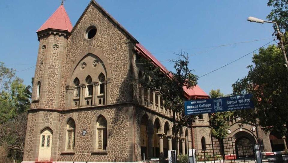 Deccan College, Pune.