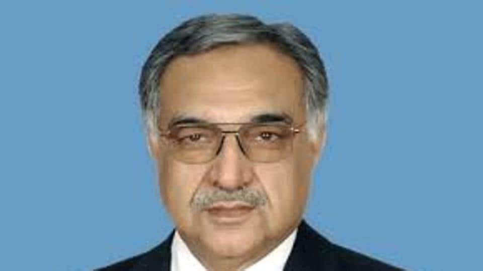 File photo of Mir Hazar Khan Bijarani.