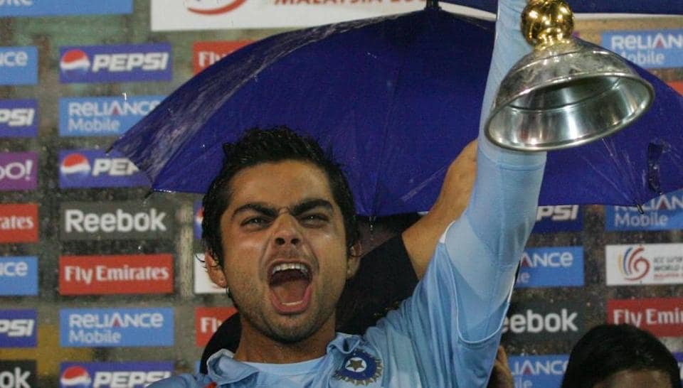 Virat Kohli's success in the Under-19 World Cup in 2008 propelled him to stardom and gave India one of the best batsman of the modern era.