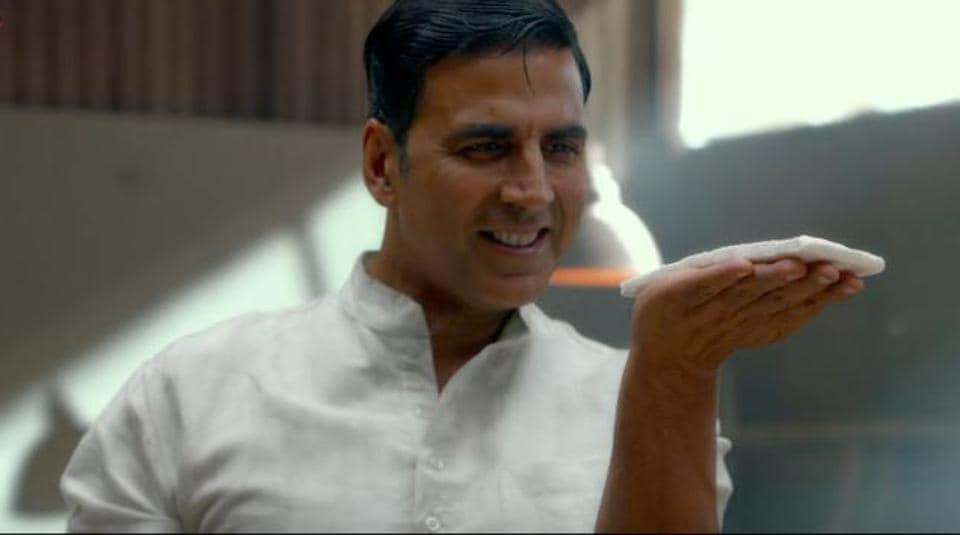 Akshay Kumar's Pad Man is inspired by Arunachalam Muruganantham, a social entrepreneur and activist from Tamil Nadu.