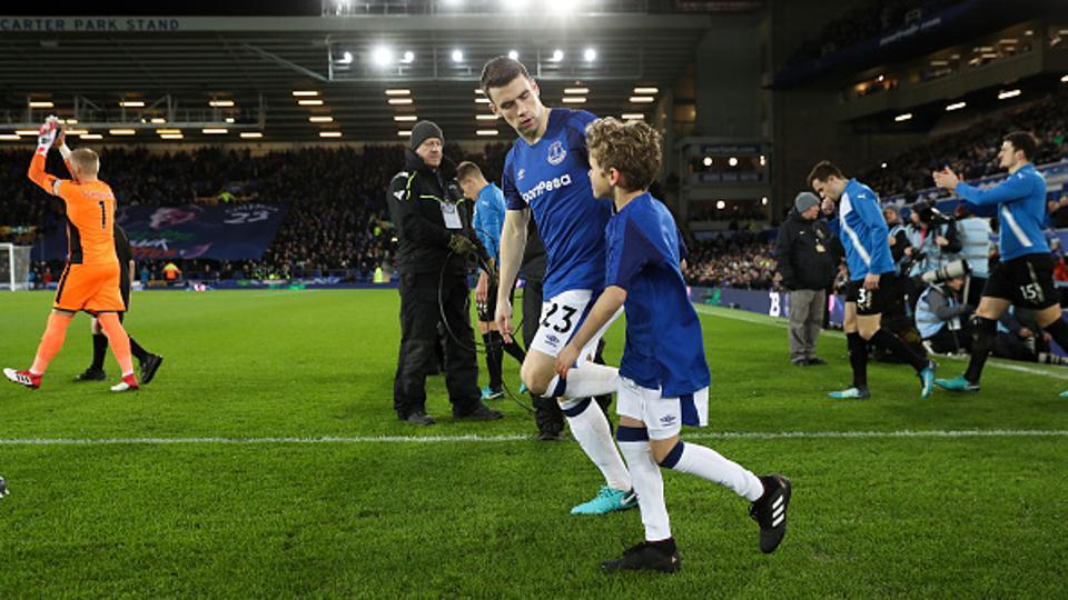 Seamus Coleman,Sam Allardyce,Everton
