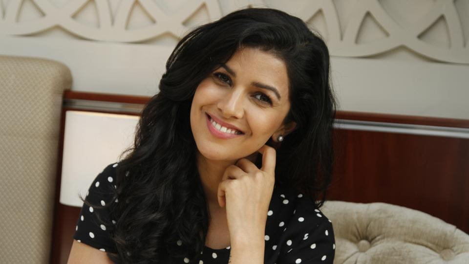 Nimrat Kaur is currently being seen in The Test Case.