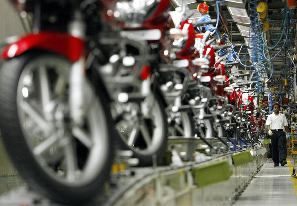 Bajaj Auto gains momentum on strong sales in January