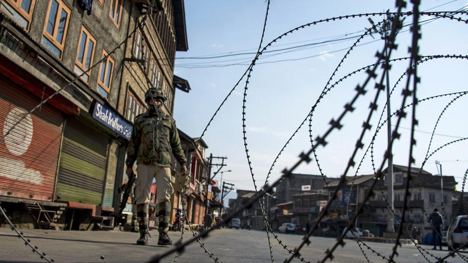 Restrictions imposed in Shopian to prevent march