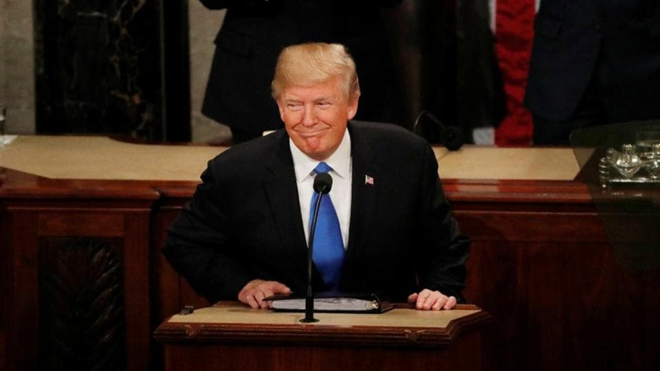 Donald Trump,State of the Union,Russia