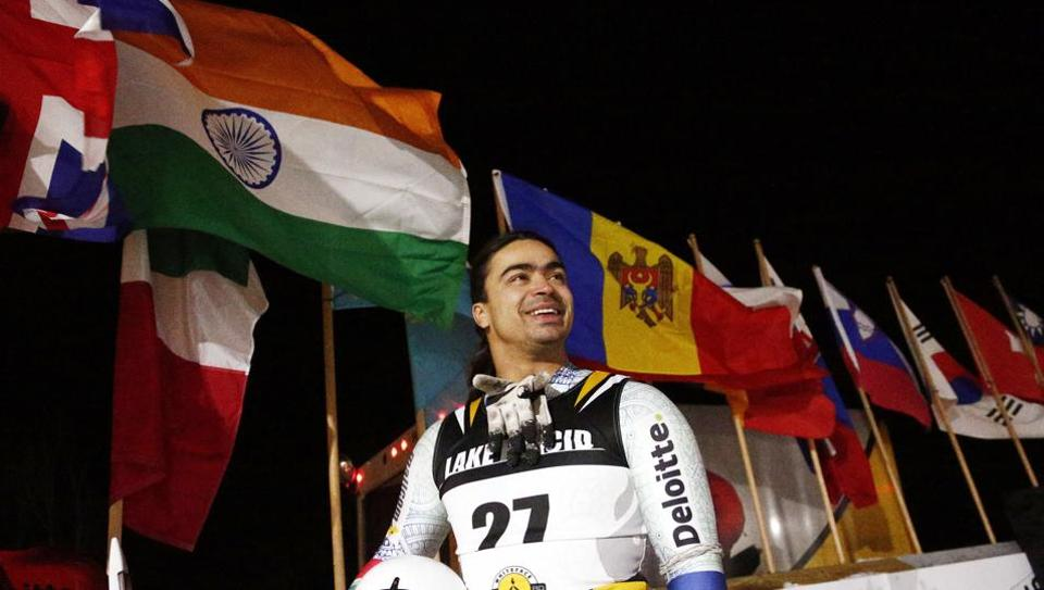 Shiva Keshavan was India's only representative at the 1998 and 2002 Winter Olympics.