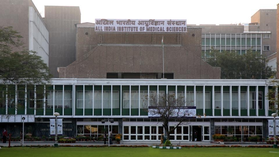 All India Institute of Medical Sciences (AIIMS) in New Delhi.