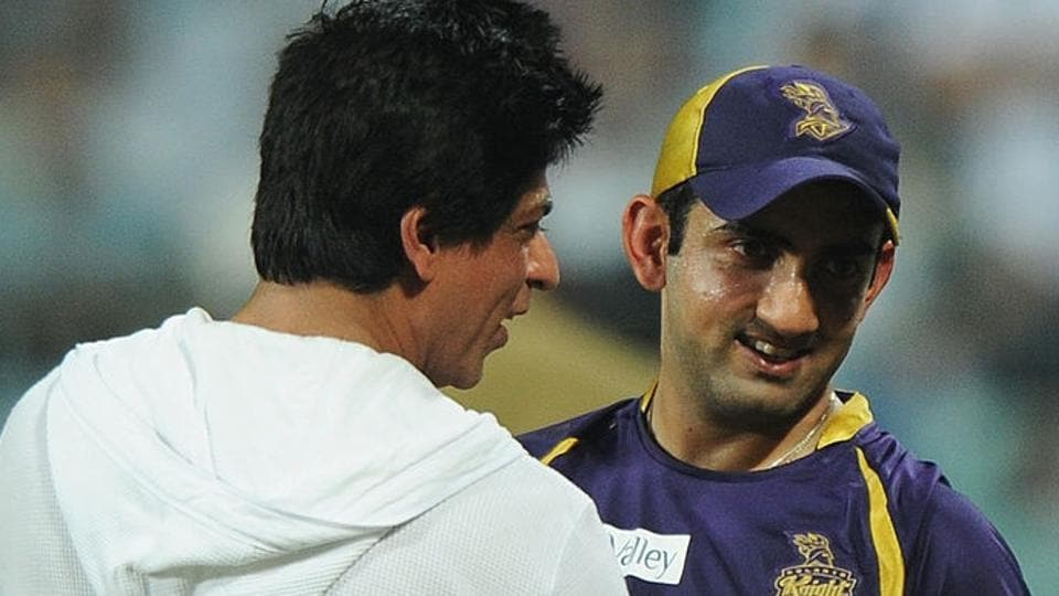 Gambhir, who captained Shah Rukh Khan-owned Kolkata Knight Riders (KKR) to Indian Premier League (IPL) title wins in 2012 and 2014, has joined the Delhi Daredevils (DD) ahead of the 11th edition of the tournament which begins on April 7.