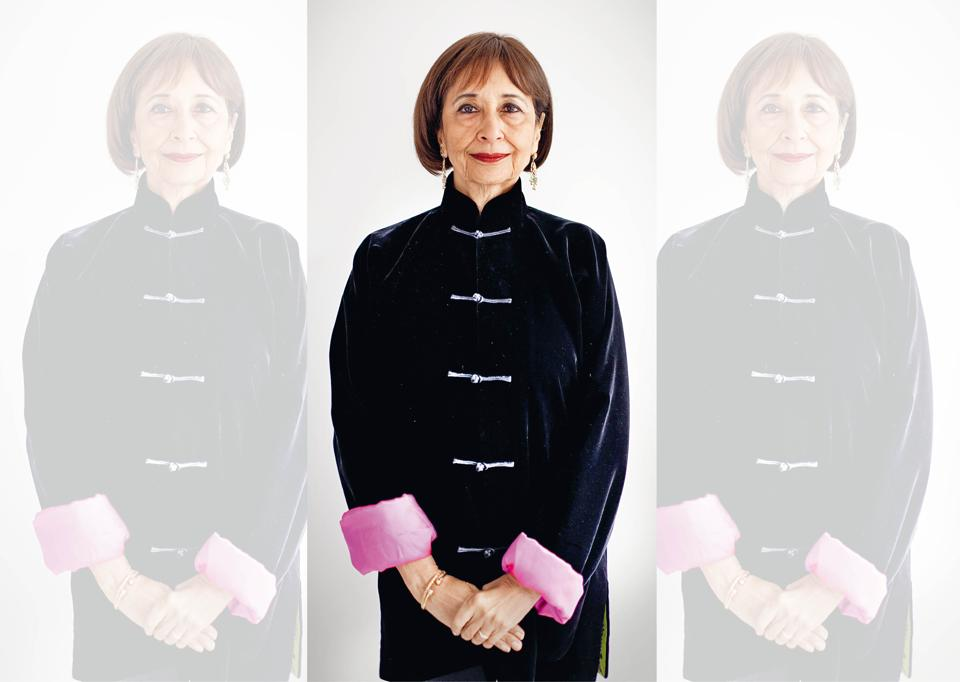 Madhur Jaffrey became the principal influencer in developing a taste for Indian cuisine in the West