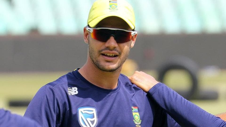 Aiden Markram, the 23-year old batsman, will captain South Africa for the remaining five ODIs and the three T20s against India, in the absence of the injured Faf du Plessis.