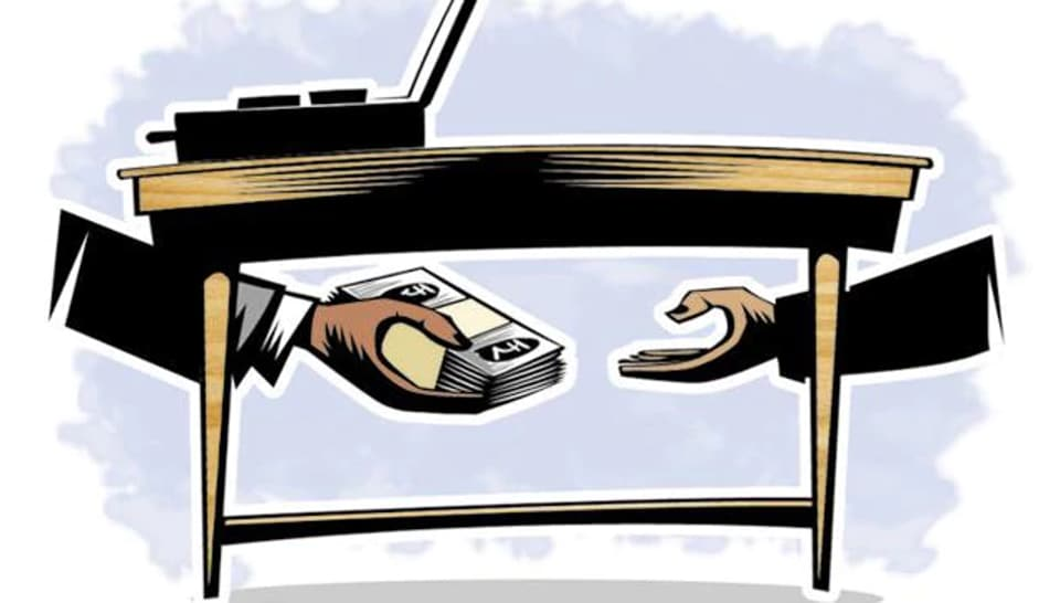 Bathinda news,engineer caught,bribe