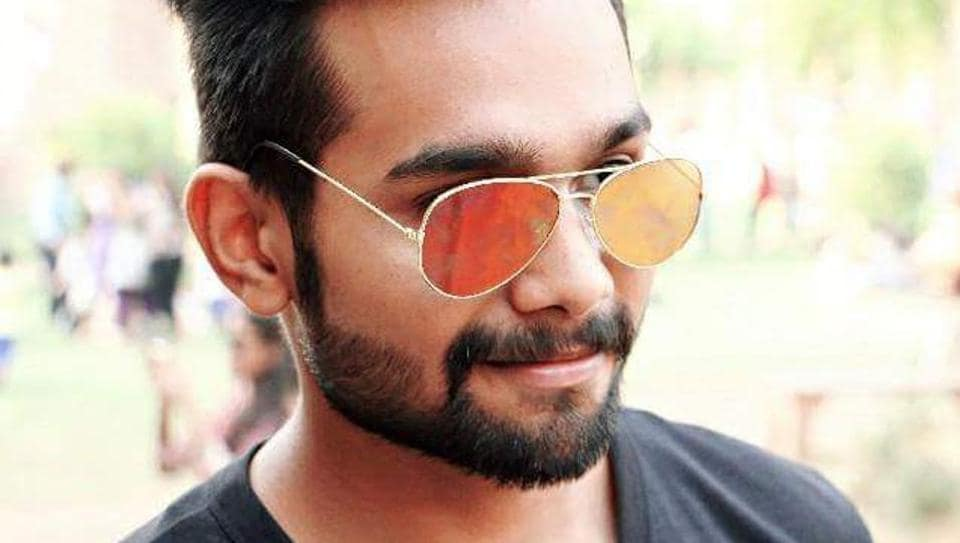 Ankit Saxena was murdered on a busy road in west Delhi on Friday.