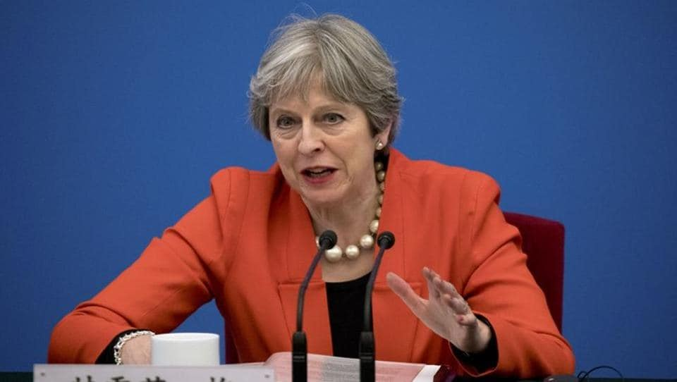 CHOGM,Theresa May,Kalinga Institute of Social Science