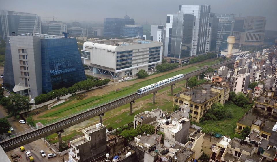 Gurgaon has for long been vying to be included in the Centre's ambitious Smart City plan.