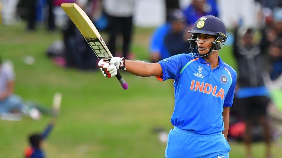 Manjot Kalra's century helped India U-19 cricket team hammer Australia by eight wickets at Mount Maunganui in the ICCU-19 Cricket World Cup final.