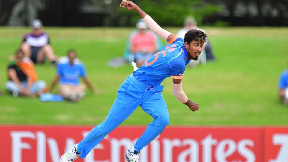 Ishan Porel's fast bowling at the ICC U-19 cricket World Cup 2018 has been appreciated by all.