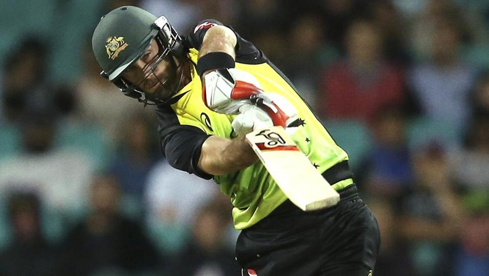 Glenn Maxwell guided Australia to a convincing win over New Zealand in the first match of the T20 tri-series in Sydney on Saturday.  Get full cricket of Australia vs New Zealand here.