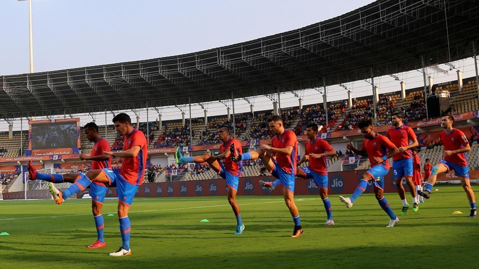 FC Goa will take on NorthEast United FC in an Indian Super League (ISL) match on Sunday.