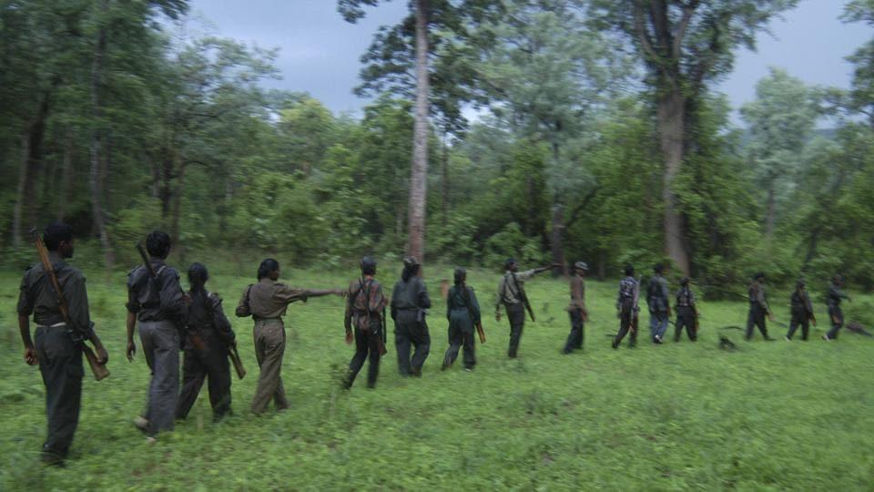 Chhattisgarh,Naxal Attack,Special Task Force