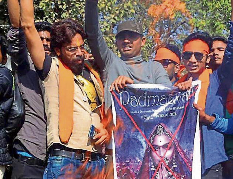 Rajasthan news,Padmaavat protest,Shri Rashtriya Rajput Karni Sena
