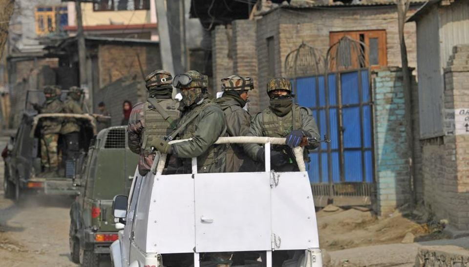 Grenade blast injures four in Tral area