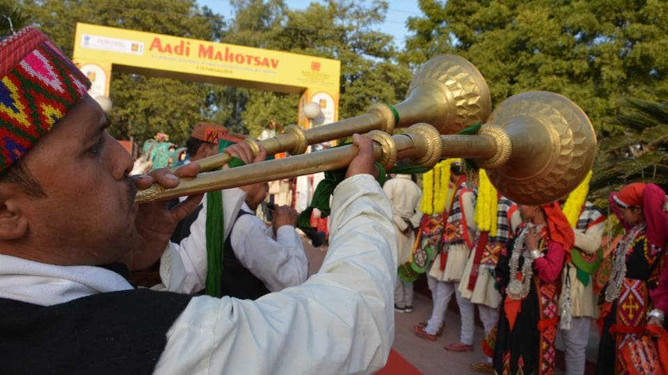Tribal music and dances will also be performed every evening from 6pm to 8pm. (SANT ARORA/HT)