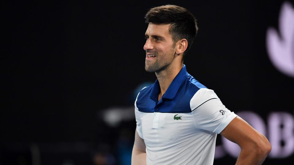 Novak Djokovic revealed he underwent a 'small medical intervention' to try and cure his right elbow injury.