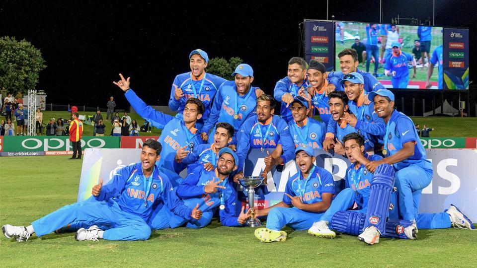 No other team would have dominated an ICC Under-19 Cricket World Cup tournament as the Prithvi Shaw-led and Rahul Dravid-coached Indian team did at this year's edition in New Zealand.  (PTI)