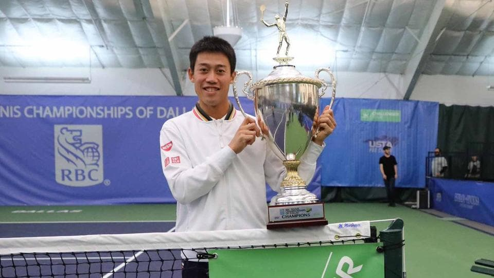 Nishikori on the comeback trail with Dallas title