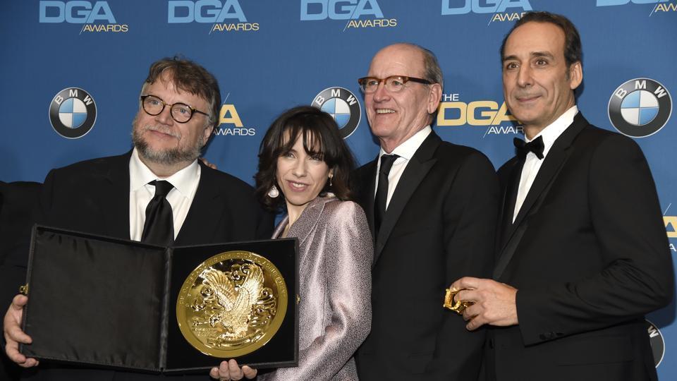 Directors Guild Award,Guillermo del Toro,The Shape of Water