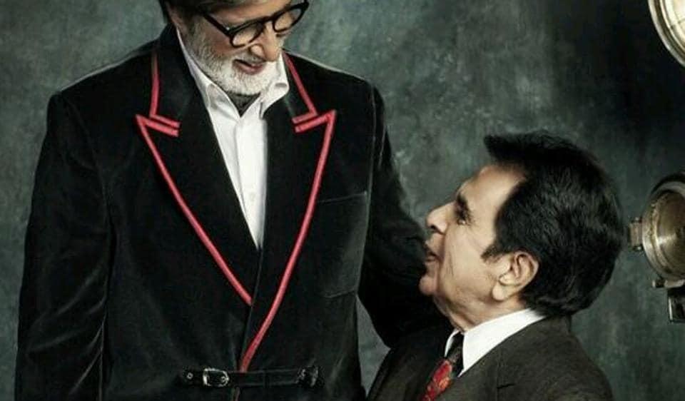 Dilip Kumar,Amitabh Bachchan,Black