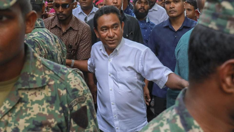 Maldives declares 15-day state of emergency amid crisis