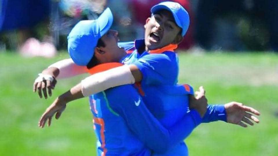 Under-19 Cricket World Cup,ICC U-19 Cricket World Cup,Prithvi Shaw