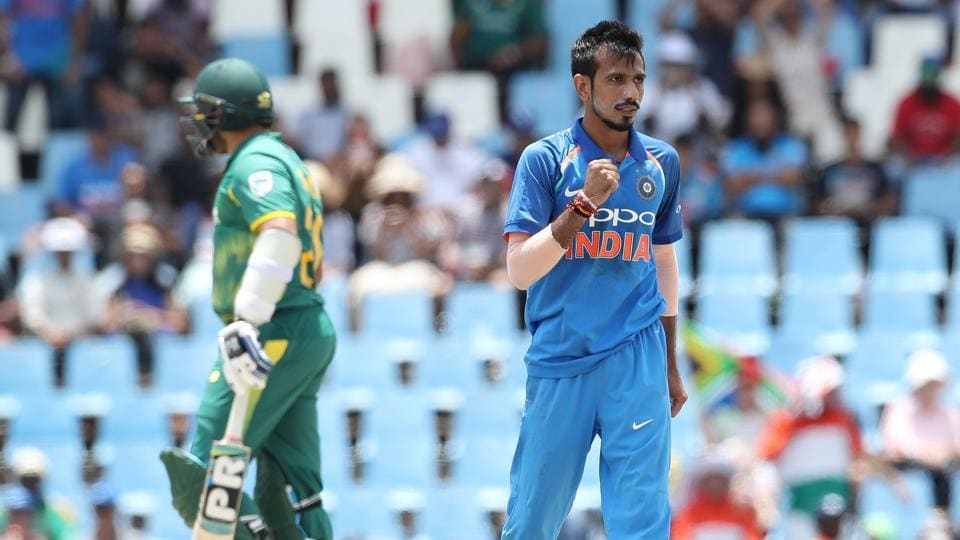 Yuzvendra Chahal,India vs South Africa,South Africa vs India