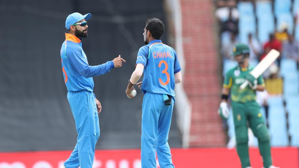 India embarrasses South Africa, home team out for 118