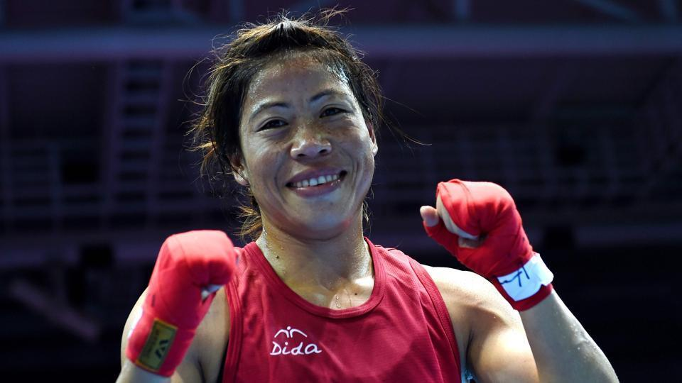 Mary Kom is the first Indian woman  boxer to win an Olympics medal.