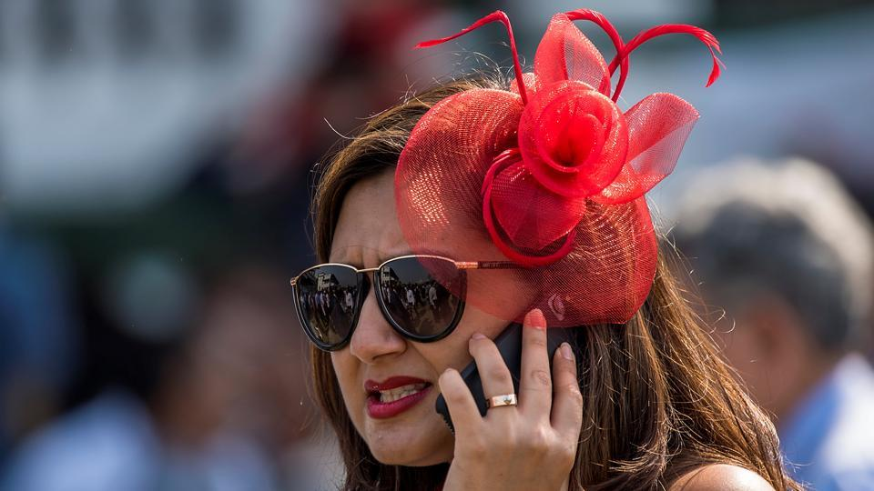 10314630f0f The Indian annual thoroughbred horse race is not just about horses. Fashion  has always been