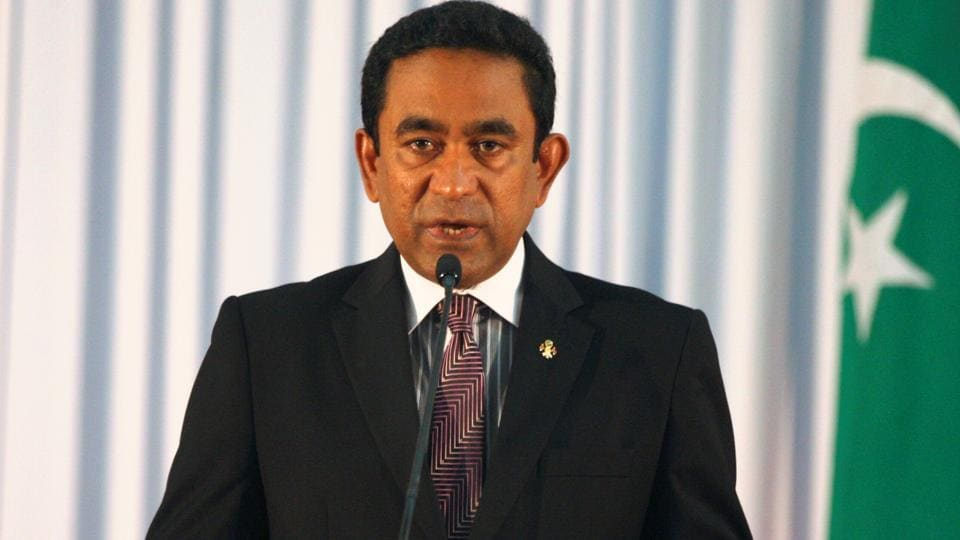 President Yameen Abdul Gayoom said he is ready to hold early presidential election if the opposition wants to test who is popular among the people.