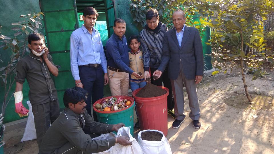 Gurgaon Societies Adopt Zero Waste Culture Make Money Off