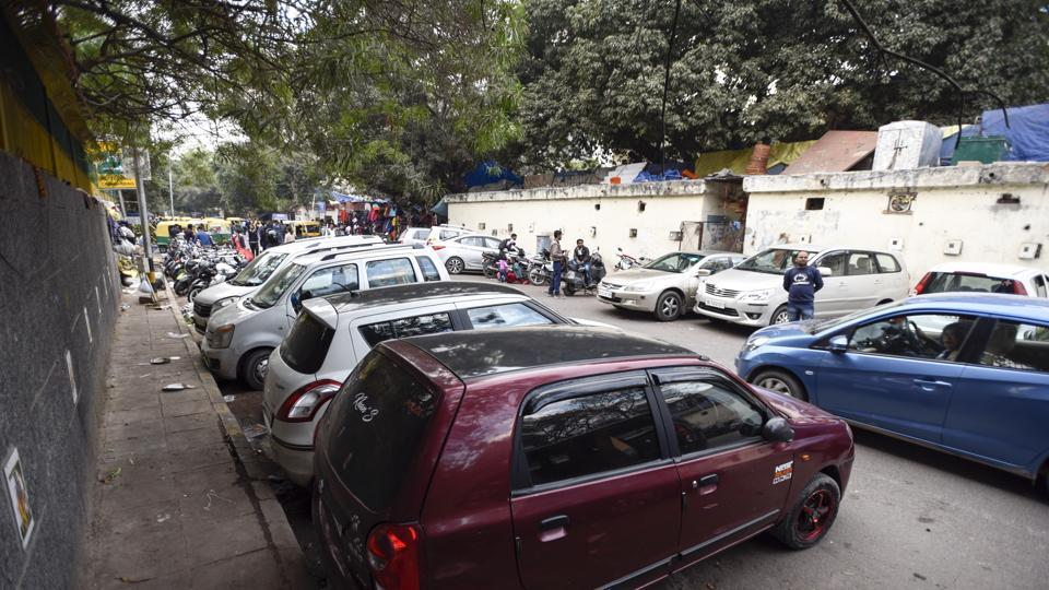 On average, 105 cars are stolen in Delhi every day. But this may be the only case of a person being a victim of car theft four times over a short span.