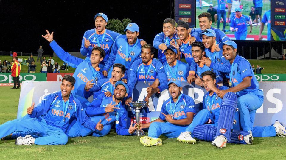 Indian U-19 cricket team,Prithvi Shaw,Shubman Gill