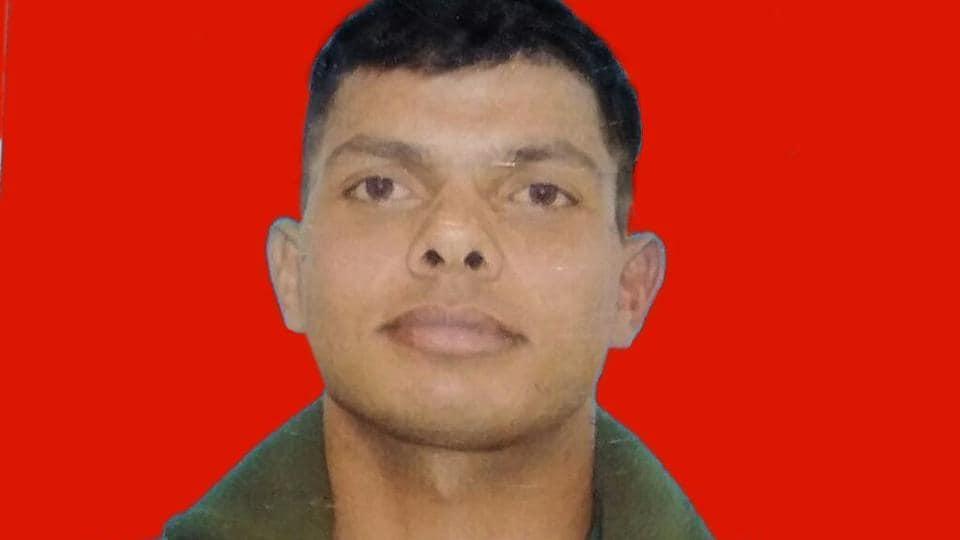gurgaon news,Captain Kapil Kundu,Pakistani shelling