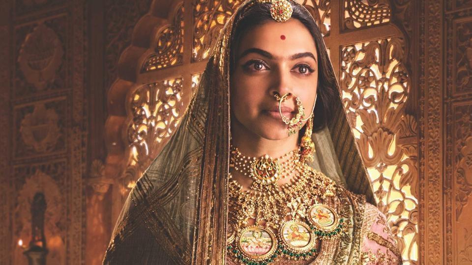 Deepika Padukone plays Rajput queen, Rani Padmavati in Padmaavat.