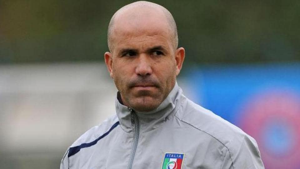 Luigi Di Biagio will take over Italy football team on a caretaker basis.