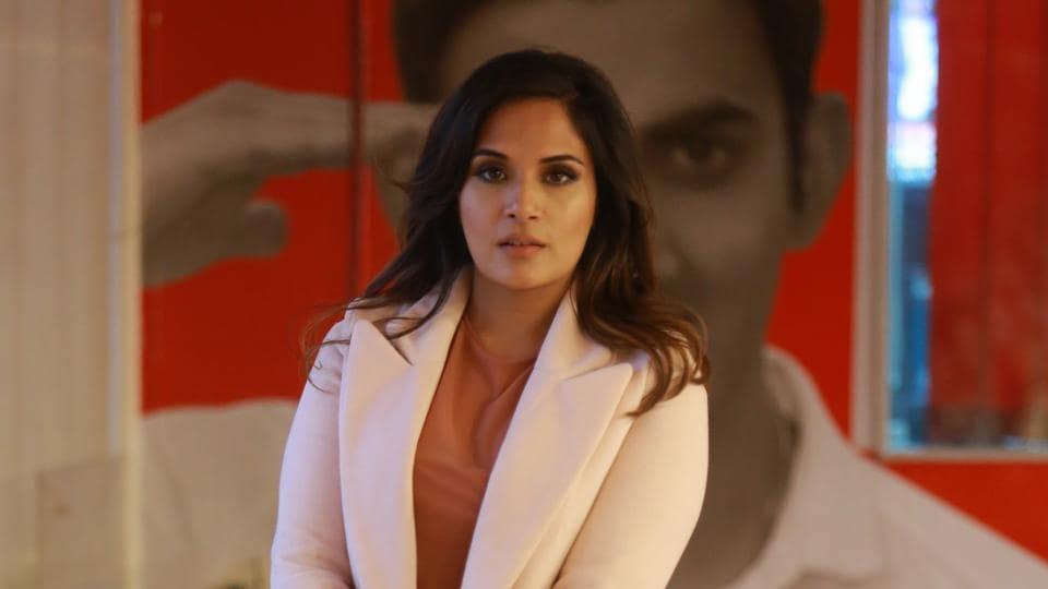 Richa Chadha,Uma Thurman,Sexual harassment