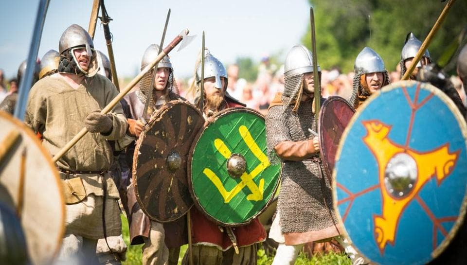 Viking,Mass Grave,Great Army