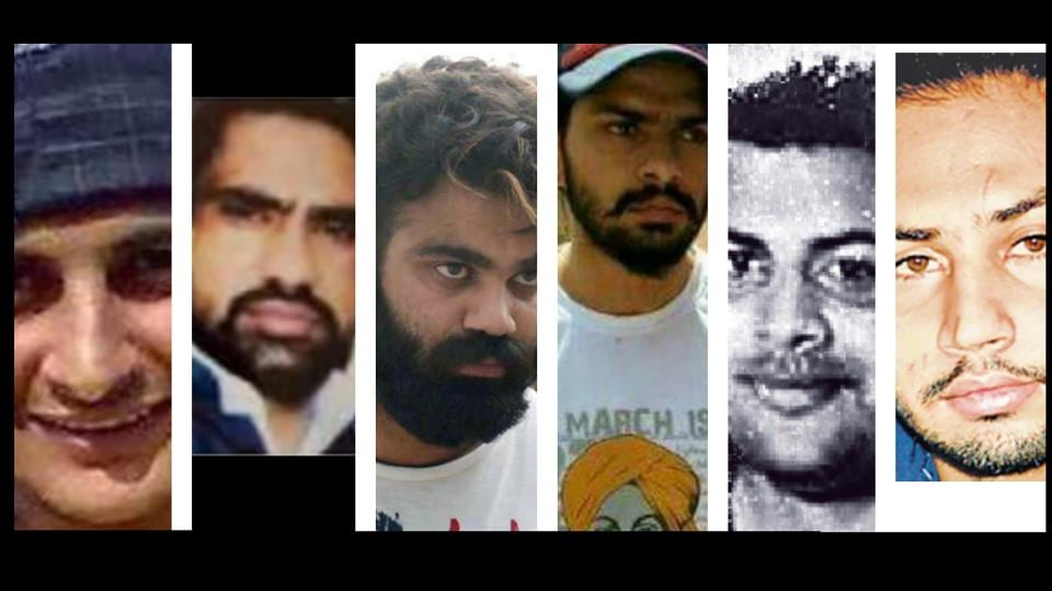 Know about the six notorious gangs of Punjab | punjab | top