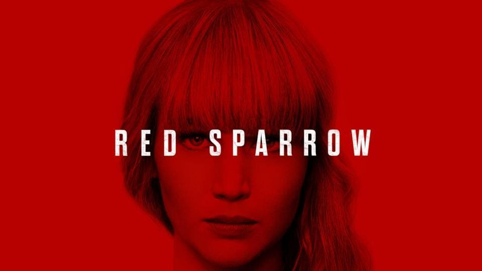 Jennifer Lawrence is the Red Sparrow.