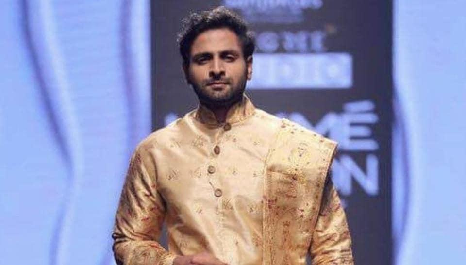 Vaibhav Tatwawaadi,Marathi,Lakme Fashion Week